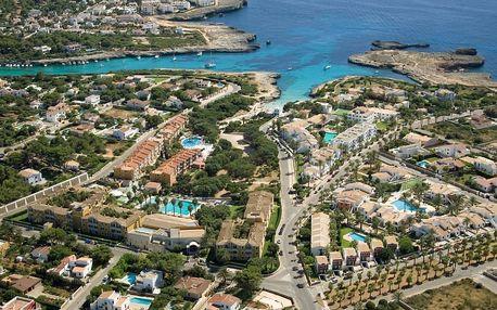 Španělsko - Menorca na 9 dní, all inclusive s dopravou letecky z Prahy 50 m od pláže