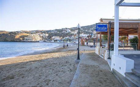 Řecko - Kréta na 8 dní, all inclusive s dopravou letecky z Prahy nebo Brna přímo na pláži