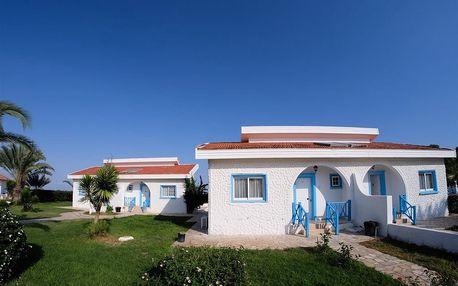 Kypr - Severní Kypr na 8 dní, polopenze s nápoji s dopravou letecky z Prahy nebo Brna přímo na pláži
