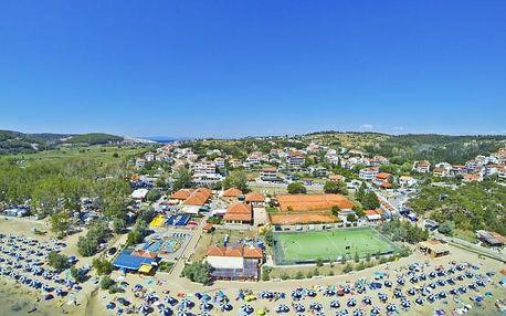 Chorvatsko - Rab na 8 dní, snídaně s dopravou vlastní 200 m od pláže