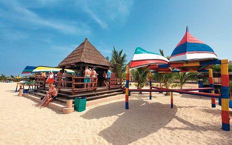 Kapverdské ostrovy - Ostrov Sal na 9 dní, all inclusive s dopravou letecky z Prahy přímo na pláži