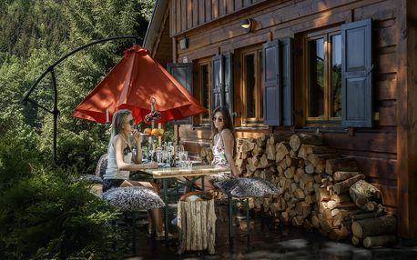 Pronájem luxusní chaty s wellness až pro 8 osob v Jizerkách