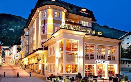 Hotel Österreichischer Hof v Bad Hofgasteinu