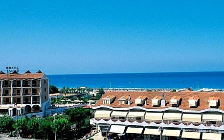 Itálie - Kalábrie na 8 dní, bez stravy s dopravou vlastní 100 m od pláže