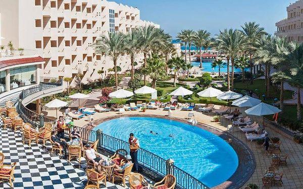 Egypt - Hurghada na 7 až 11 dní, all inclusive s dopravou letecky z Prahy přímo na pláži