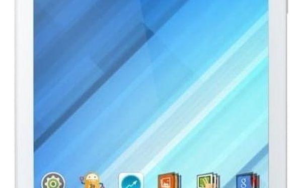 "Acer Dotykový tablet Iconia One 10 (B3-A30-K72N) 10.1"", 16 GB, WF, BT, GPS, Android 6.0 - bílý"