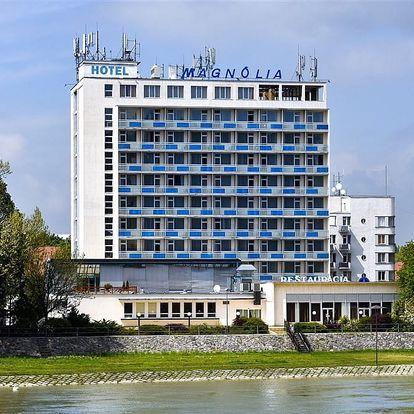 Slovensko - Piešťany na 3 dny, polopenze s dopravou vlastní
