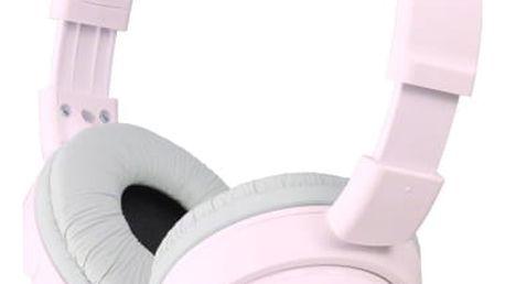 Sluchátka Sony MDRZX110P.AE růžová (MDRZX110P.AE)