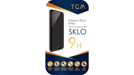 Ochranné sklo TGM pro Apple iPhone 7 Plus / 8 Plus průhledné (TGM-iPHO7PL)