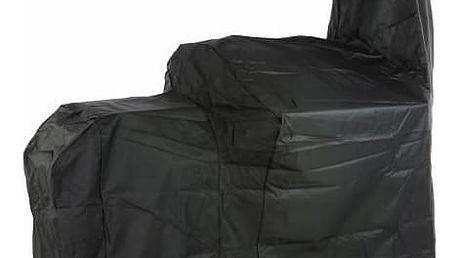 Garthen SMOKER 40814 Ochranný obal na gril - černý 212x172 cm