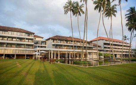 Srí Lanka - Waduwa na 8 až 9 dní, snídaně s dopravou letecky z Prahy přímo na pláži