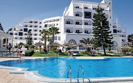 Tunisko - Sousse na 8 až 9 dní, all inclusive s dopravou letecky z Prahy