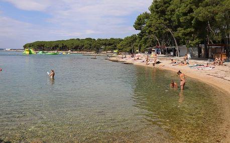 Chorvatsko - Biograd Na Moru na 8 dní, bez stravy s dopravou vlastní 250 m od pláže