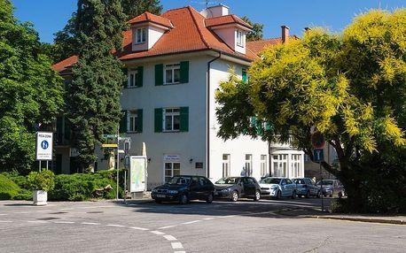 Slovensko - Západní Slovensko na 4 až 5 dní, polopenze s dopravou vlastní