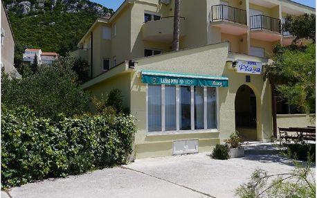 Chorvatsko - Jižní Dalmácie na 10 dní, polopenze s dopravou autobusem 10 m od pláže