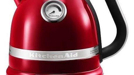 KitchenAid Artisan 5KEK1522ECA červená barva