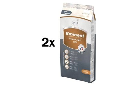 Eminent Senior Light 2 x 15 kg + 2 kg ZDARMA