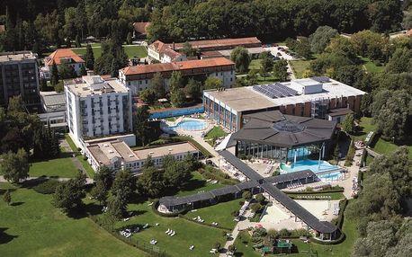 Slovinsko - Slovinské lázně na 2 až 7 dní, polopenze s dopravou vlastní