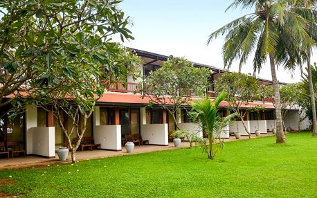Srí Lanka - Negombo na 8 až 9 dní, all inclusive, polopenze nebo snídaně s dopravou letecky z Prahy přímo na pláži