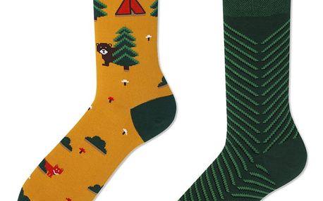 Ponožky Many Mornings Scout Memory,vel.35–38