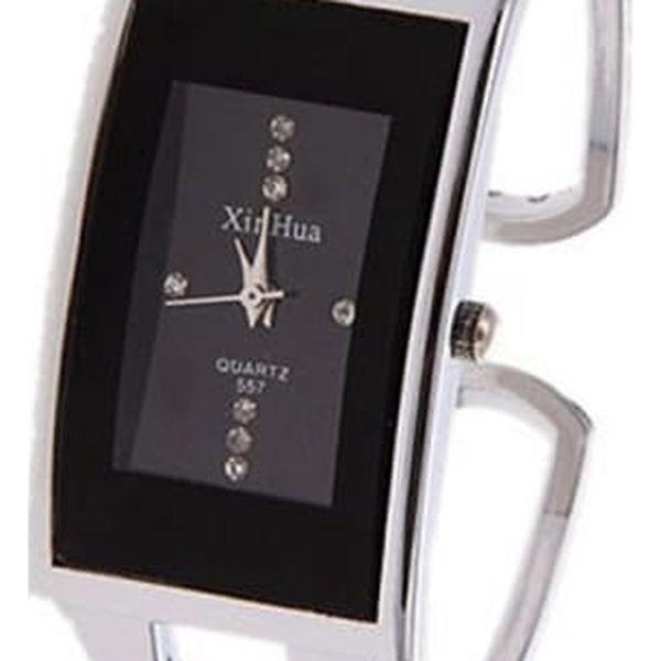 Dámské hodinky v elegantním provedení - 2 barvy