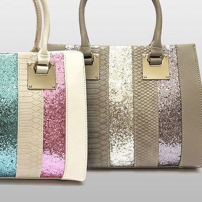 Nápadité elegantní kabelky s ramenním popruhem