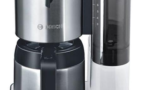 Kávovar Bosch Styline TKA8651 bílý