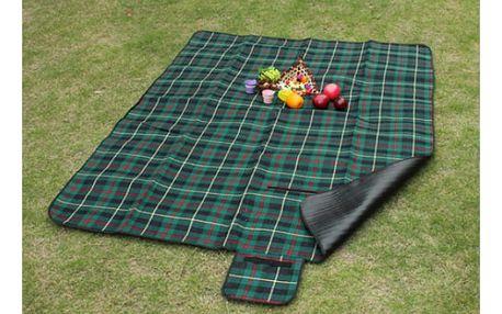 Nepromokavá pikniková deka Scott