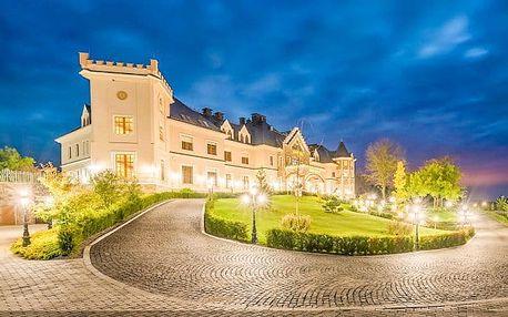 Maďarsko luxusně s neomezeným wellness