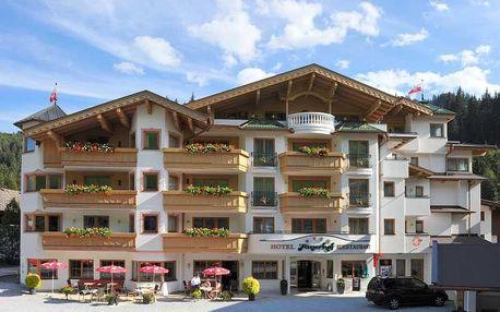 Rakousko - Tyrol na 4 až 8 dní, polopenze s dopravou vlastní