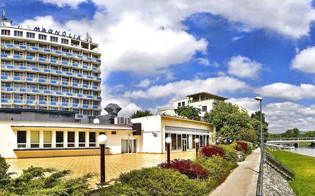 Lázeňský pobyt v Piešťanech včetně procedur
