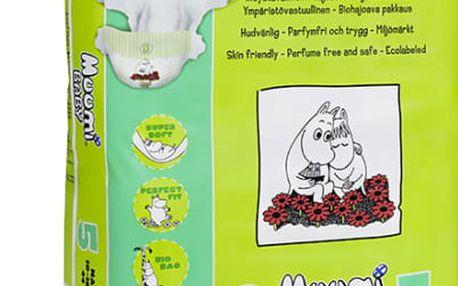 MUUMI Baby Maxi+ 176 ks (10-16 kg) MĚSÍČNÍ BALENÍ – jednorázové pleny