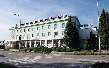 3–4denní pobyt pro 2 s polopenzí v hotelu Kras*** ve Slovenském krasu