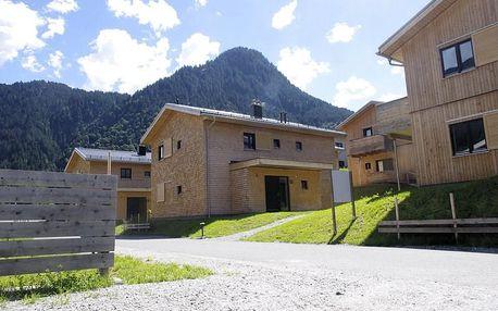Rakousko - Vorarlberg na 8 dní, bez stravy s dopravou vlastní