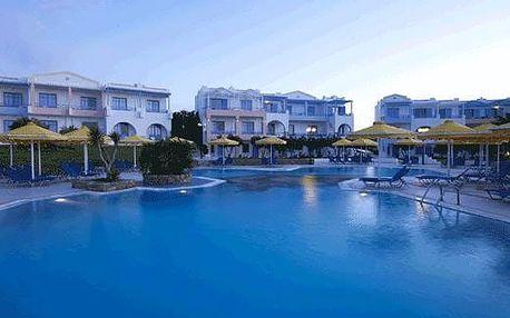 Řecko - Kréta na 8 dní, all inclusive s dopravou letecky z Prahy 30 m od pláže