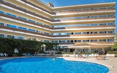 Španělsko - Mallorca na 8 dní, polopenze s dopravou letecky z Prahy 400 m od pláže