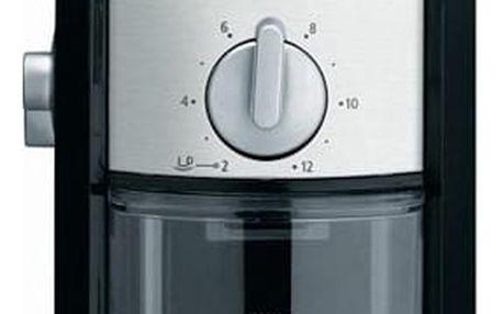 Kávomlýnek Krups GVX242 černý/nerez