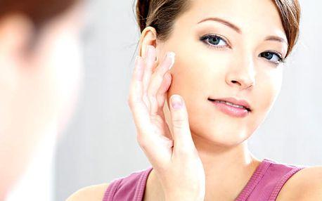 Kosmetické ošetření špičkovou kosmetikou GUINOT, hydratace, omlazení pleti, neinvazivní lifting.