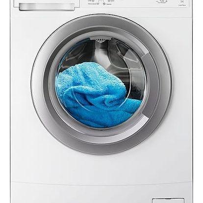 Automatická pračka Electrolux EWS1254SDU bílá