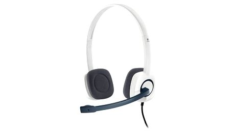 Logitech Stereo H150 - coconut (981-000350)