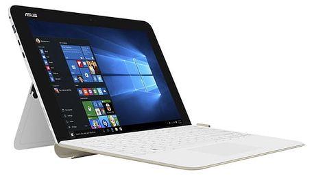 Dotykový tablet Asus Transformer Mini T102HA + stylus (T102HA-GR043T) bílý/zlatý Software F-Secure SAFE, 3 zařízení / 6 měsíců v hodnotě 979 Kč + DOPRAVA ZDARMA