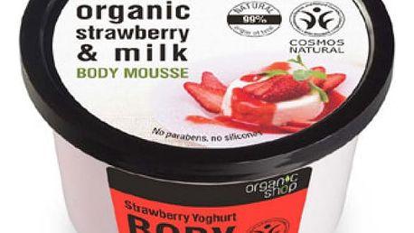Hydratační tělová pěna Organic Shop 250 ml