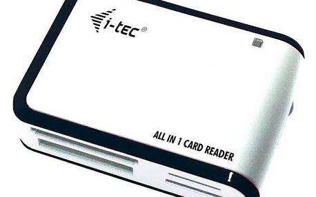 i-tec All in One USB 2.0 (USBALL3-W) bílá
