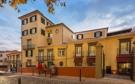 Madeira - Funchal na 8 dní, polopenze s dopravou letecky z Prahy