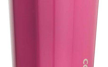Růžový cestovní termohrnek Corkcicle Tumbler,260 ml