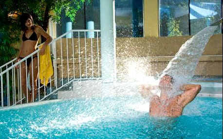 Výborný wellness pobyt uprostřed lázeňského ráje Bad Gleichenberg ve 4* hotelu