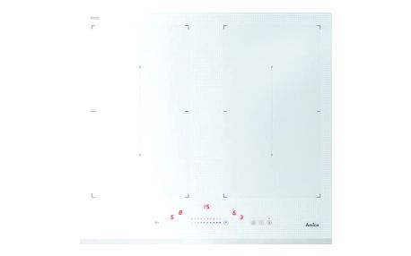 Indukční varná deska Amica IN 6144 IWSTK bílá