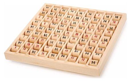 Výuková tabulka Legler Multiplitables