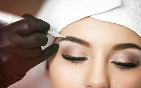 Permanentní make up: horní nebo dolní oční víčka