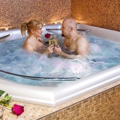 Když relax zavolá: privátní whirlpool pro dva